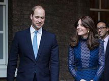 Kate Middleton espectacular con transparencias