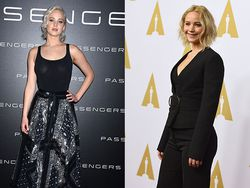 Jennifer Lawrence asegura sentirse gorda en Hollywood