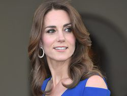 ¿Es el azul el color favorito de Kate Middleton?