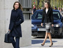 Los looks 'working girl' de la reina Letizia