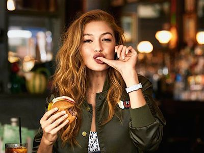 Las hamburguesas preferidas de las celebrities