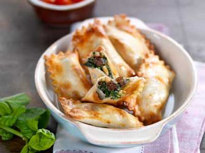 Empanadillas Vegetales
