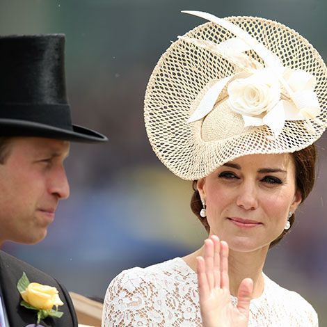 El look de Kate Middleton