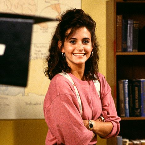 Courteney antes