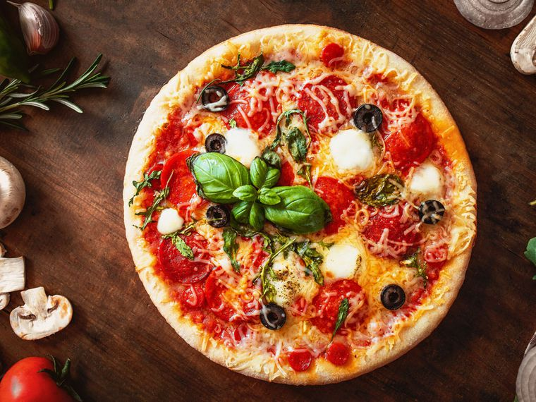 Las claves de una pizza perfecta